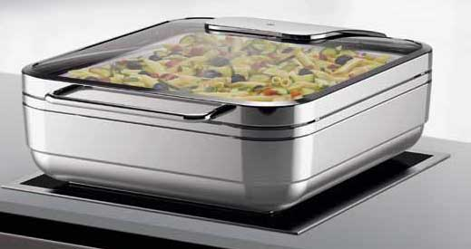 wmf new chafing dish hot fresh vol 2 sept 2011. Black Bedroom Furniture Sets. Home Design Ideas