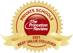 HMC a Best Value, Princeton Review
