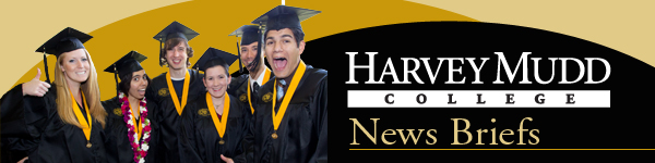 Harvey Mudd College news briefs