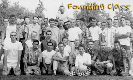 Founding Class of HMC (1961)