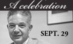 Joseph Platt celebration