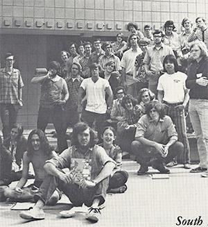 South Dorm 1973