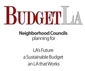 BudgetLA logo