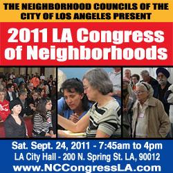 LA Congress of Neighborhoods
