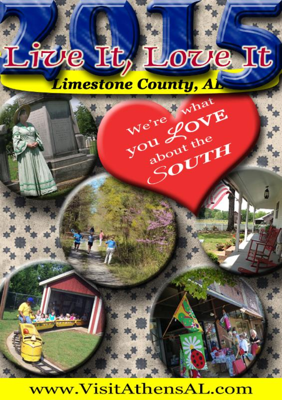 We're what you love about the south! 2015