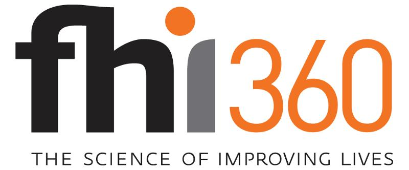The logo of FHI 360