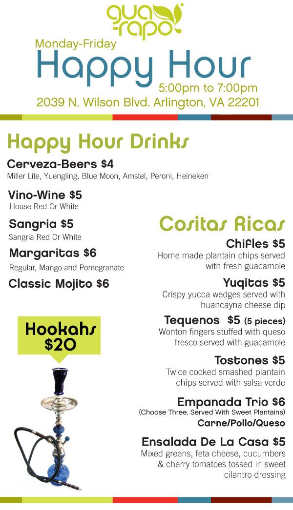 Happy Hour Guarapo