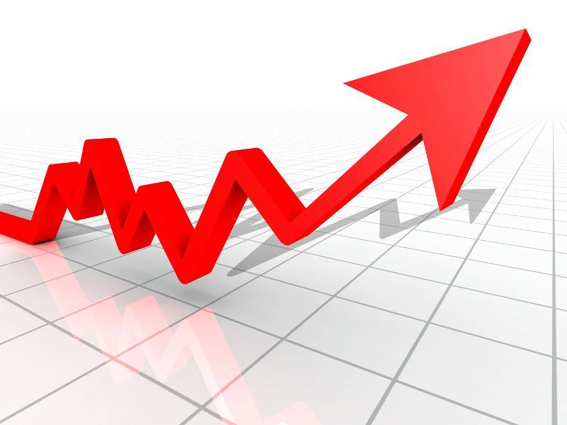 chart, upward