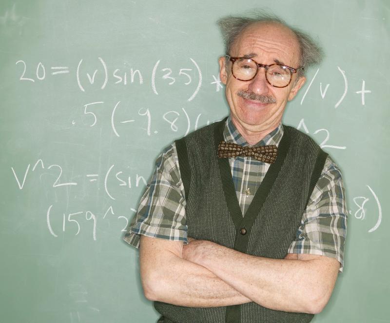 Math Prof