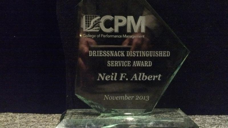 Driessnack Award