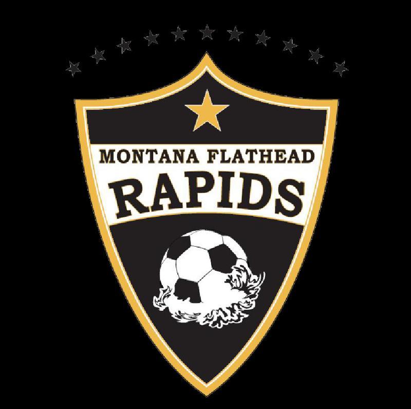 Rapids Logo Black Bacground