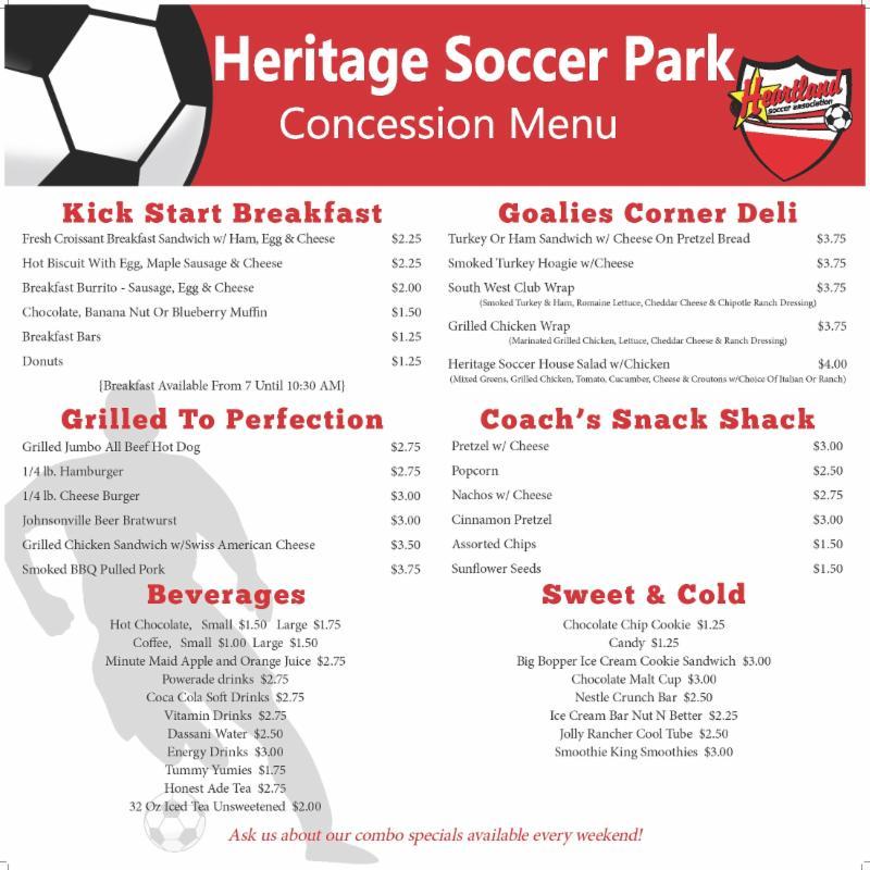 Youth Soccer Newsletter April 2015 Heartland Soccer