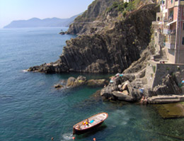 April 2011 News - Hiking and Wine Cinque Terre