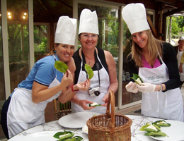 July 2011 News - Villa Cooking in Sorrento