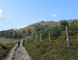 Sept 2012 News Trekking Pilgrims Trail