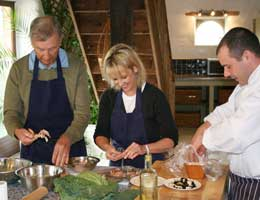 Aug 2012 News French Cookery Classes