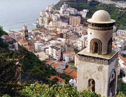 May 2012 News Traditional Cuisine Amalfi Tour