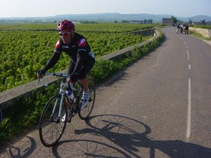 August 2011 News Cycling and Gastronomy in Burgundy