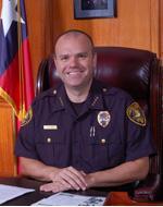 CC Police Chief Riggs