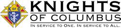 kofc logo with slogan