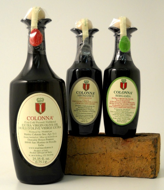 olive virgin Colonna oil extra