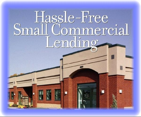hassle free commercial lending