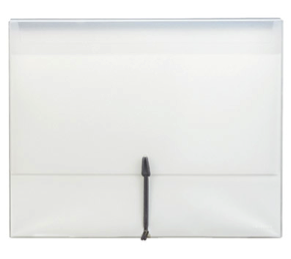 Clear Document Wallet
