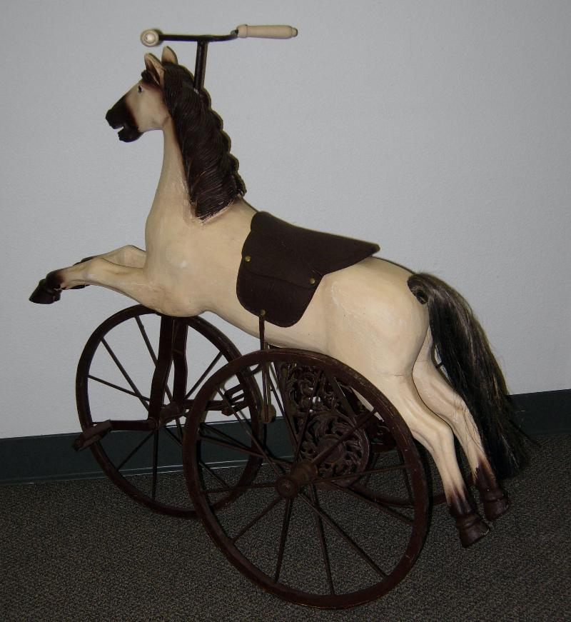 Rocking horse (Shop to Stop 2010)