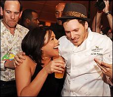 Chef Spike & Rachel Ray