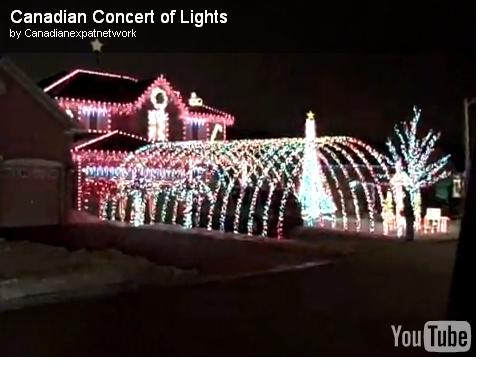 Canadian Concert of Lights