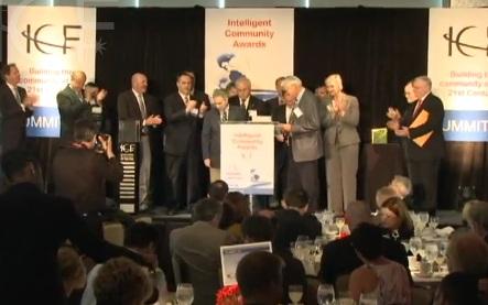 2012 Intelligent Community Awards