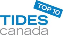 Tides Canada Top 10