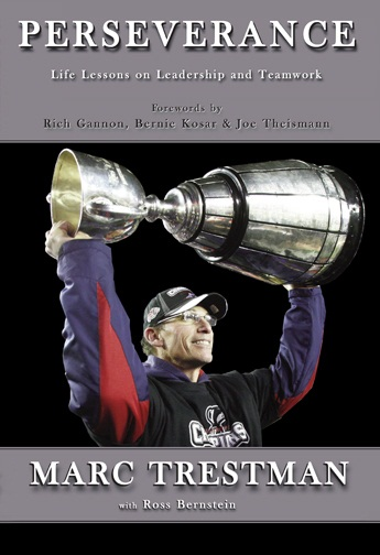 Coach Trestman Book