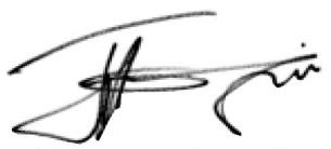 TJK Signature