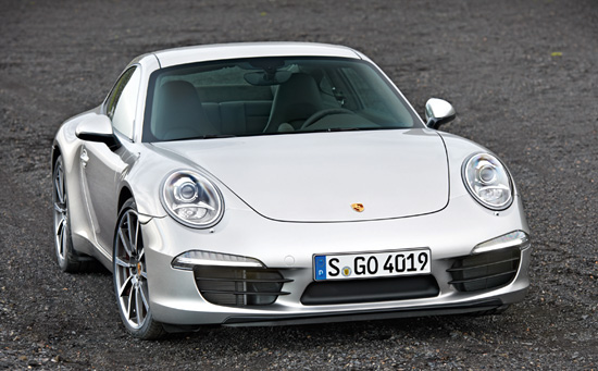 991 Front View