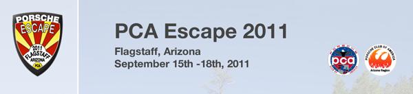 2011 Escape Banner