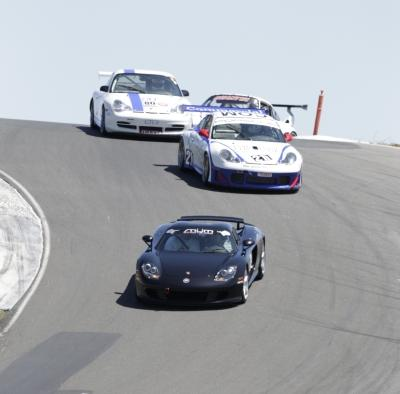 thunderhill 2011 pace car