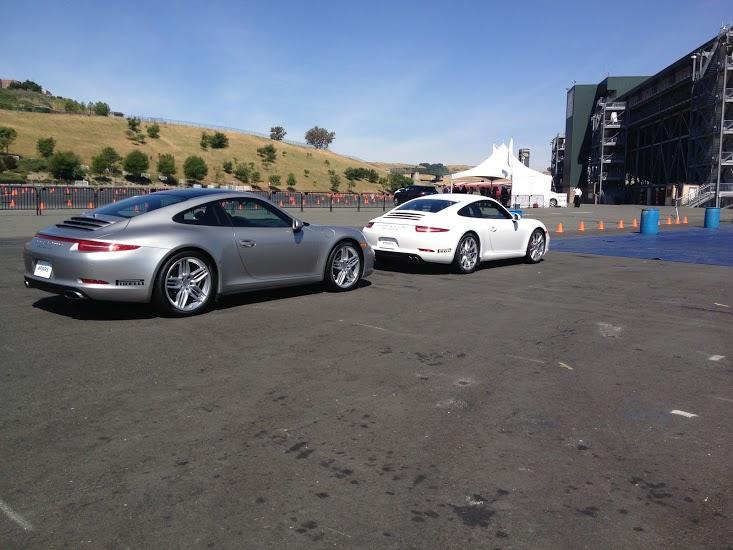 Porsche Road Show '13.3