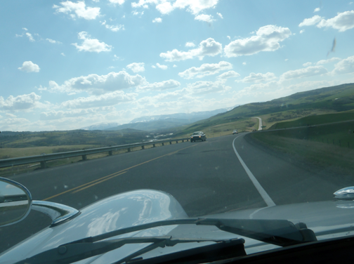 550 to Sonoma Day 1