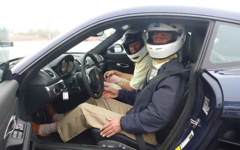 Porsche Road Show '13.1