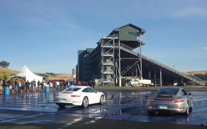 Porsche Road Show '13.4