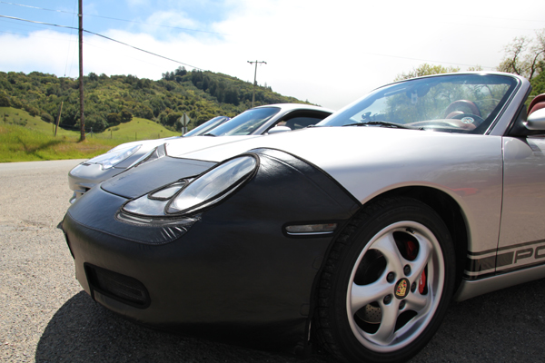 Ron Breeze's Boxster