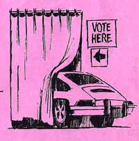 Porsche Voting