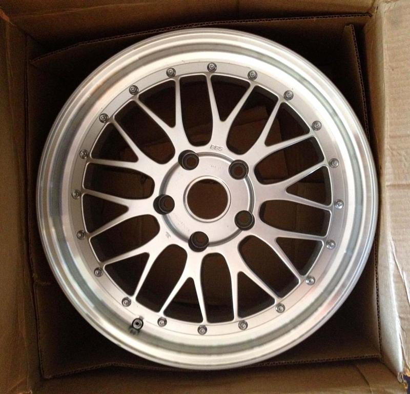 BBS LM Wheel
