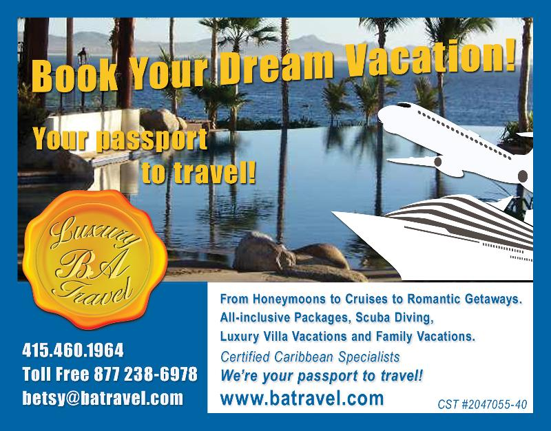 BA Travel New Ad