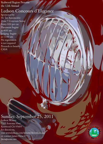 2011 Ledson Concours Flyer