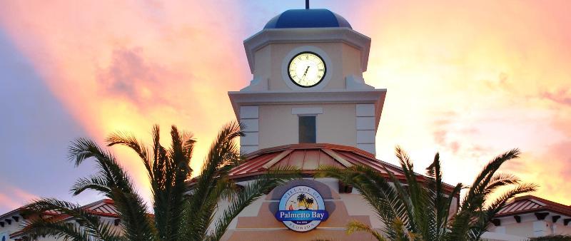 Village Hall Sunrise