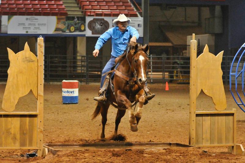 2011 World Champion Ride Smart: Steve Barrett