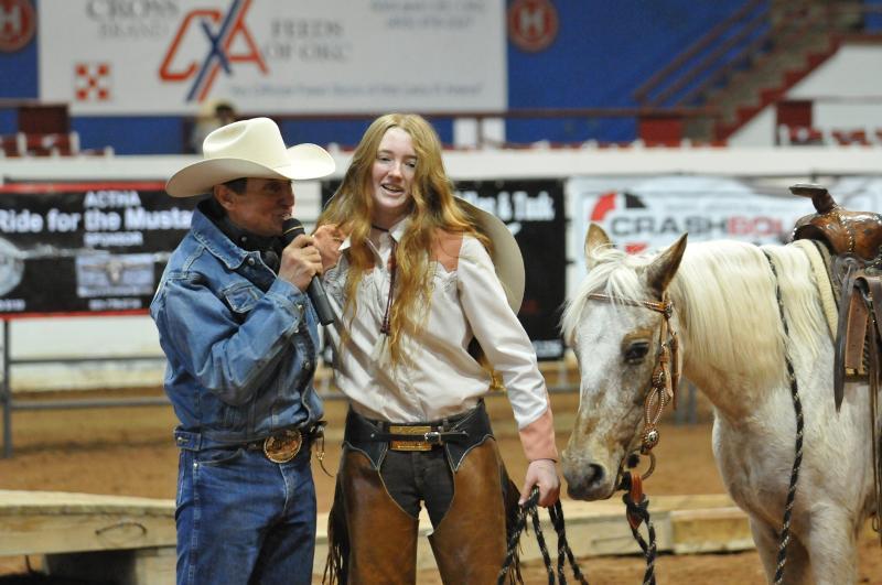 2011 Novice World Champ. Elizabeth Roten