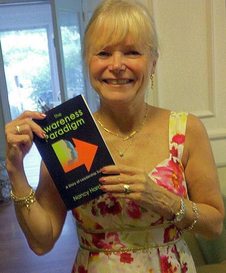 Author Nancy Hardaway